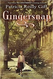 Gingersnap by Patricia Reilly Giff(J)