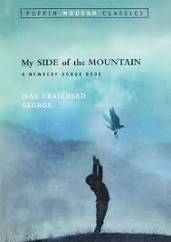 My Side of the Mountain by Jean Craighead George (J)