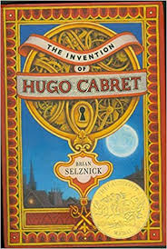 The Invention of Hugo Cabret by Brian Selznik (J)