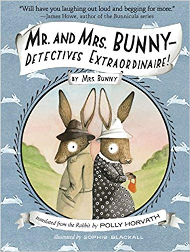 Mr and Mrs Bunny Detectives Extraordinaire