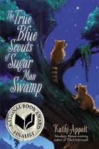 The True Blue Scouts of Sugar Man Swamp (J)